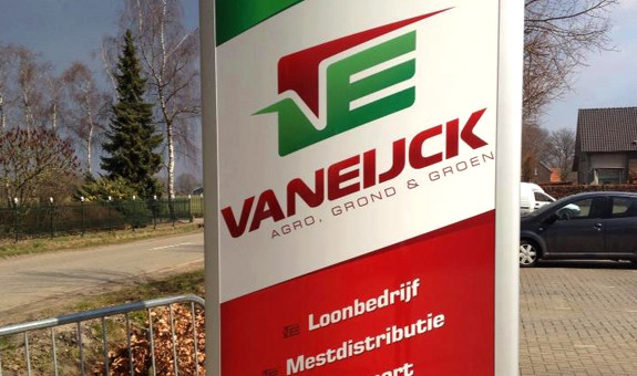 vaneijck-zuil